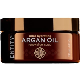 Entity- ARGAN RENEWAL GEL SCRUB 226gr